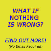 Free Ebook Download - What If Nothing Was Wrong?